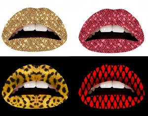 beauty-school-violent-lips-glitteratti-gold-glitteratti-red-leopard-red-fishnet