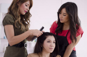 teaching cosmetology