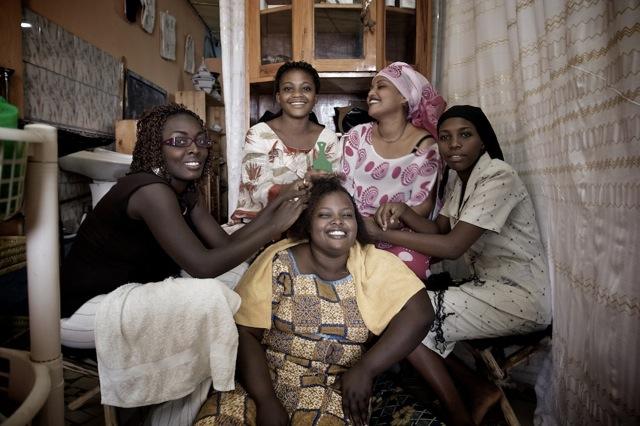 Burundi Salon