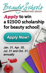 Beauty Schools Scholarship