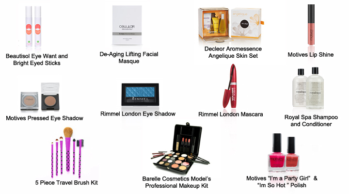 Top Beauty Blog Products